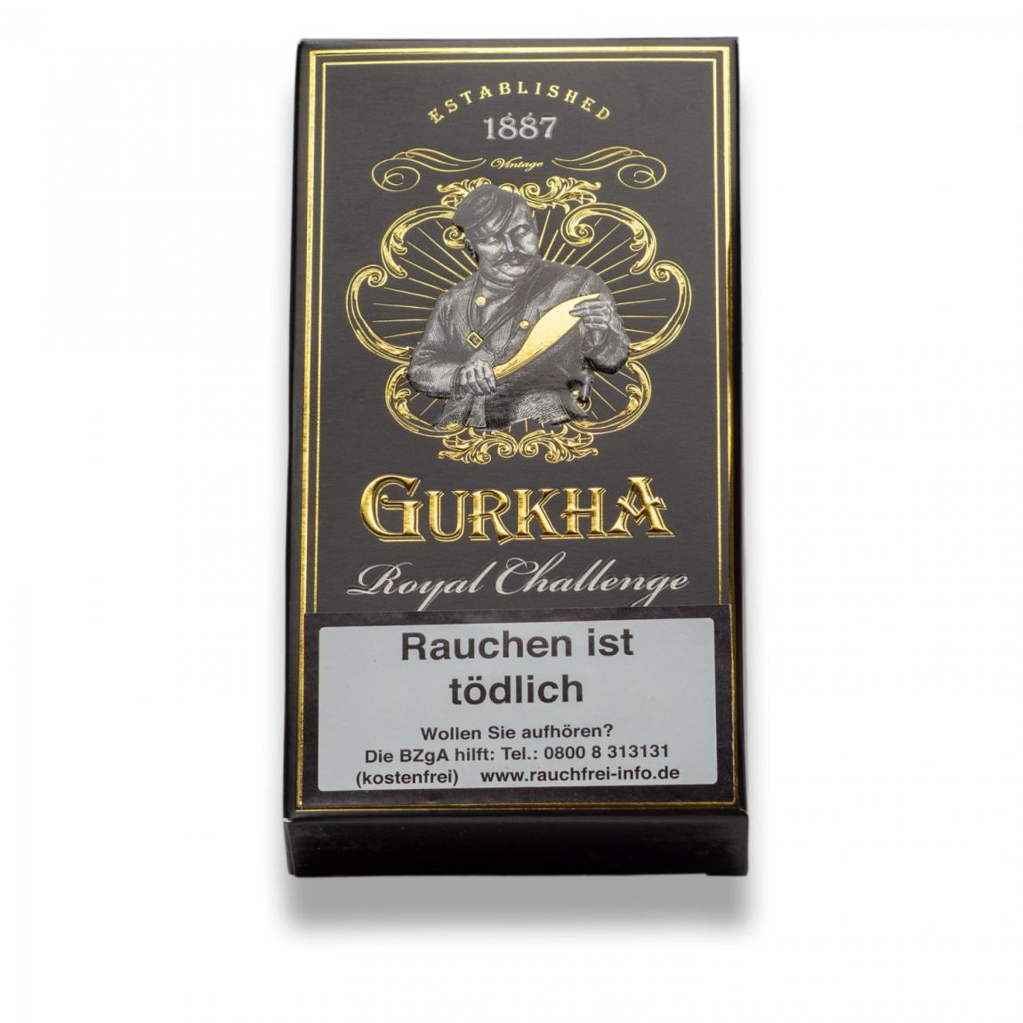 Gurkha »Royal Challenge« Grand Robusto