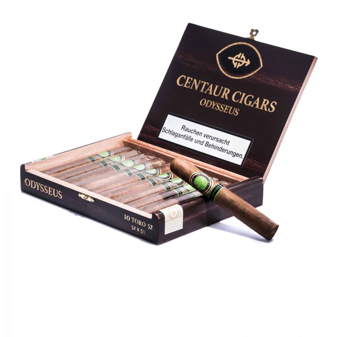 Centaur Cigars Hero Series »Odysseus«