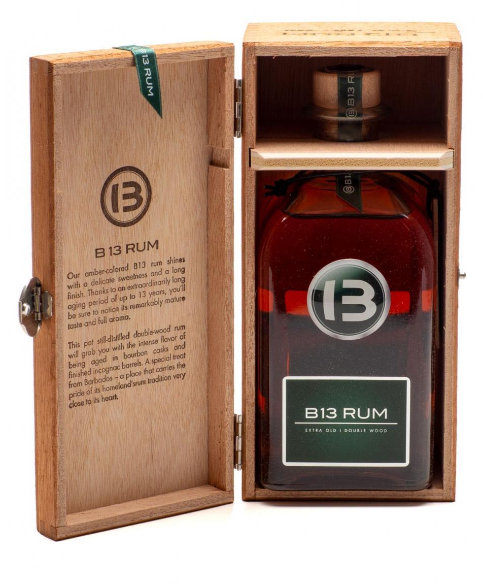 B13 Rum »13 Jahre« aus Barbados