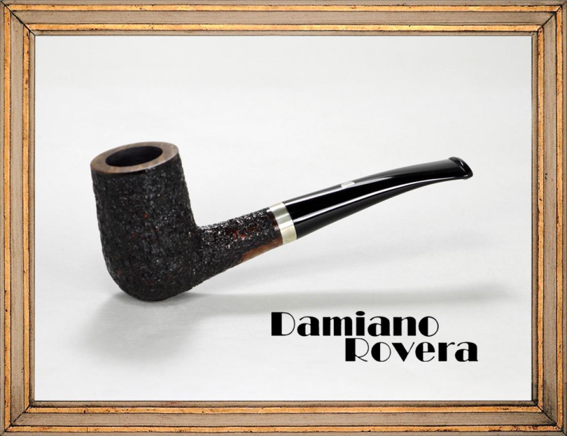 Damiano Rovera »Ritmica« London Silver rustic, Unikat