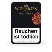 W. Ø. Larsen »Royal Danish« 100g Dose
