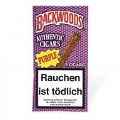 Backwoods »Purple« 5er Pouch