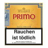 Willem II Zigarillos Primo Sumatra 20er Kiste