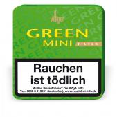 Villiger Green Mini Filter 20er Metallschachtel